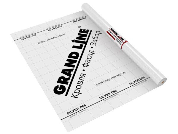 Гидроизоляционная пленка Grand Line D98