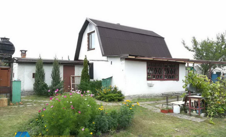 Монтаж металлочерепицы для крыши дома