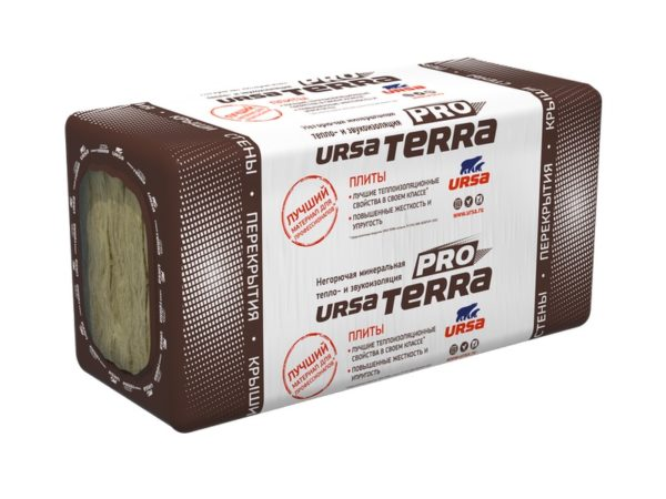 URSA TERRA 34 PN PRO упаковка
