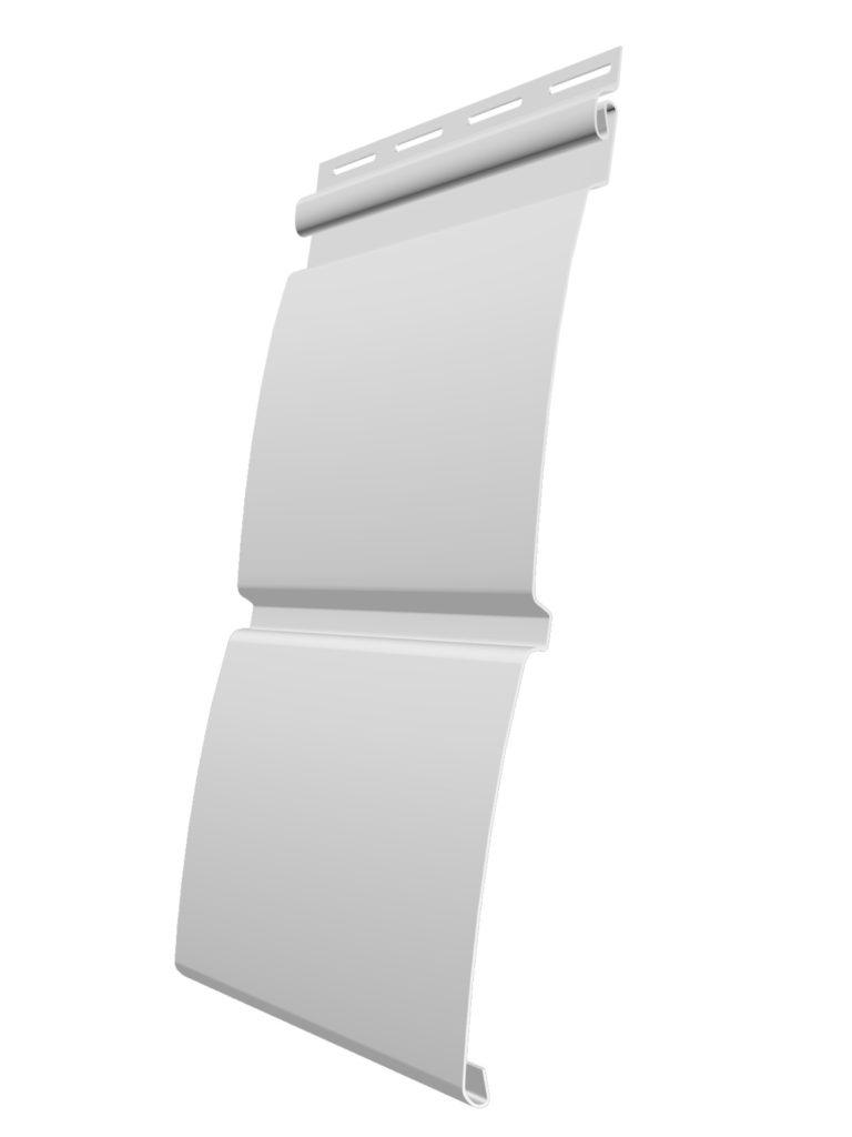 Форма панели (радиус ламели) сайдинга «Блок-хаус»