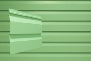 ЭКОНОМ САЙДИНГ DACHA (Дёке) Зеленый
