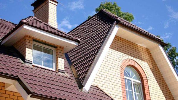 Металлочерепица Monterrey для крыши
