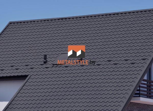 Металлочерепица Premium для большой крыши