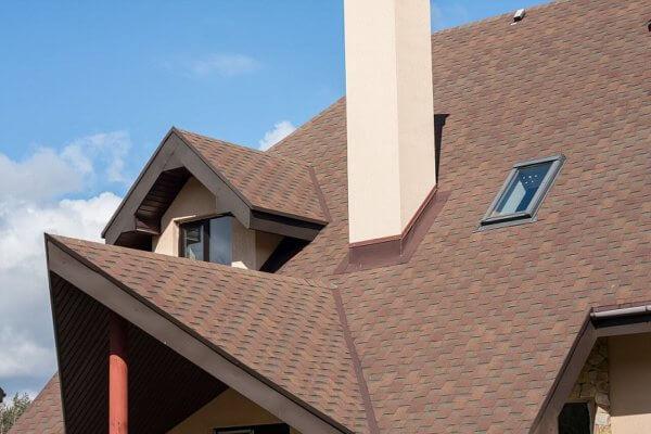 Гибкая черепица Классик Румба для крыш с мансардными окнами