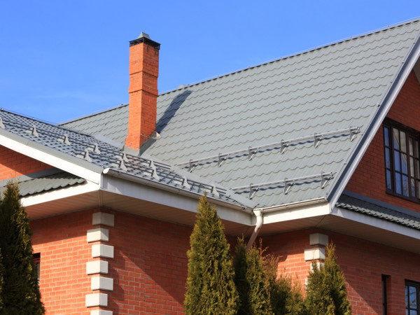 Снегозадержатели grand line для крыш