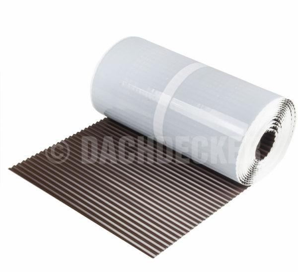Лента для примыкания FlexxRoll ALU DECKER коричневая
