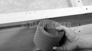 Вентиляционная лентаGRATE PPотDECKER