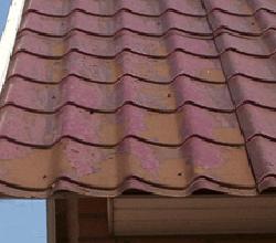 Ржавчина на крыше
